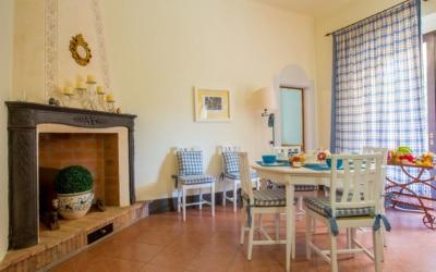 Villa Peccioli 4 Esszimmer 02