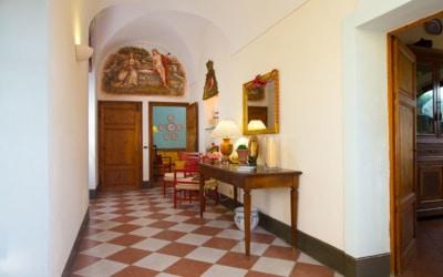 Villa Peccioli 4 Flur 01