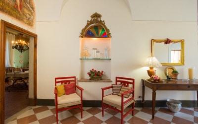 Villa Peccioli 4 Flur 02
