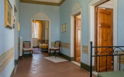 Villa Peccioli 4 Flur 04