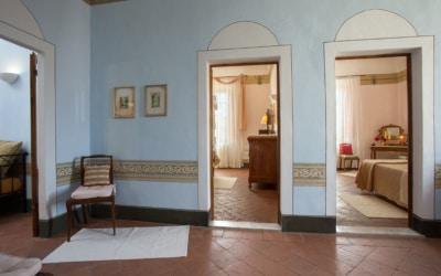Villa Peccioli 4 Flur 05