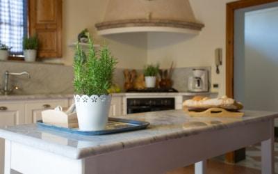 Villa Peccioli 4 Küche 02
