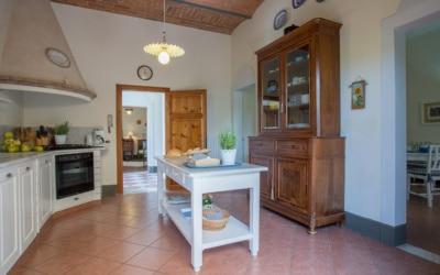 Villa Peccioli 4 Küche 03