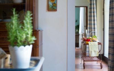 Villa Peccioli 4 Küche 04