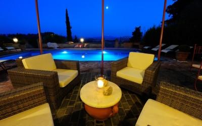 Villa Peccioli 4 Pool 01