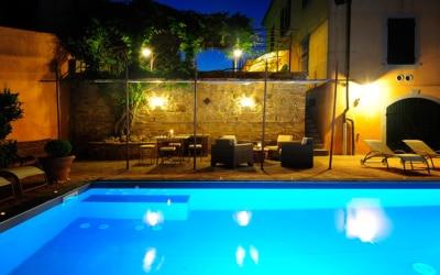 Villa Peccioli 4 Pool 03