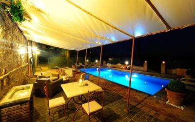 Villa Peccioli 4 Pool 04