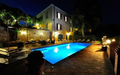 Villa Peccioli 4 Pool 05