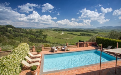 Villa Peccioli 4 Pool 07