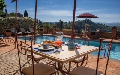 Villa Peccioli 4 Pool 11
