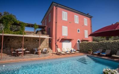 Villa Peccioli 4 Pool 12