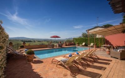 Villa Peccioli 4 Pool 13