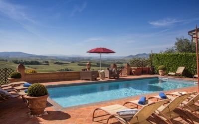 Villa Peccioli 4 Pool 14