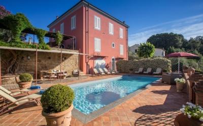 Villa Peccioli 4 Pool 16