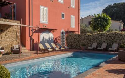 Villa Peccioli 4 Pool 17