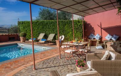Villa Peccioli 4 Pool 19