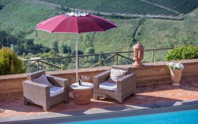 Villa Peccioli 4 Pool 20