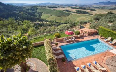 Villa Peccioli 4 Pool 22