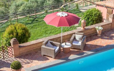 Villa Peccioli 4 Pool 23