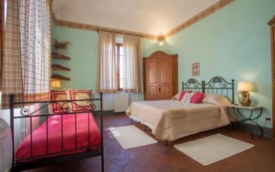 Villa Peccioli 4 Schlafzimmer 03