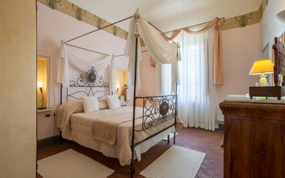 Villa Peccioli 4 Schlafzimmer 05