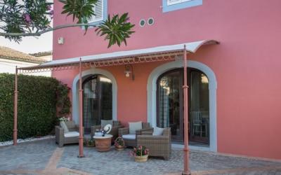 Villa Peccioli 4 Terrasse 02