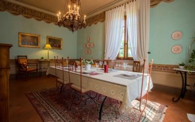 Villa Peccioli 4 Wohnzimmer 01