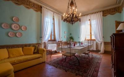 Villa Peccioli 4 Wohnzimmer 03