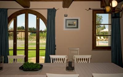 Villa Peccioli 5 Esszimmer 02