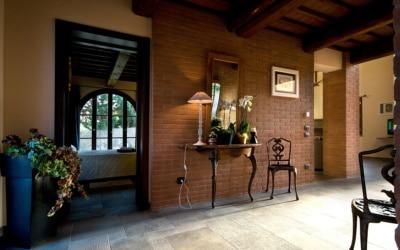 Villa Peccioli 5 Flur 01