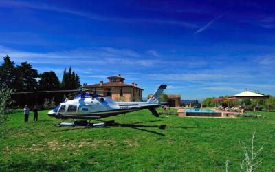 Villa Peccioli 5 Impressionen 08