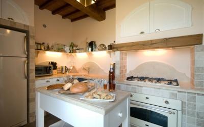 Villa Peccioli 5 Küche 01