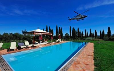 Villa Peccioli 5 Pool 01