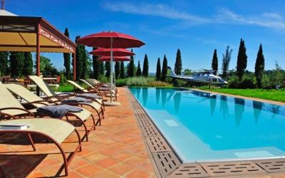 Villa Peccioli 5 Pool 02