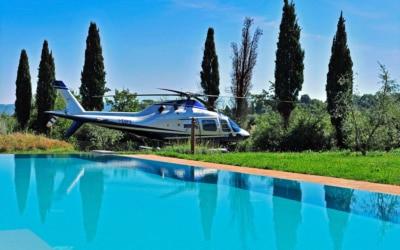 Villa Peccioli 5 Pool 03