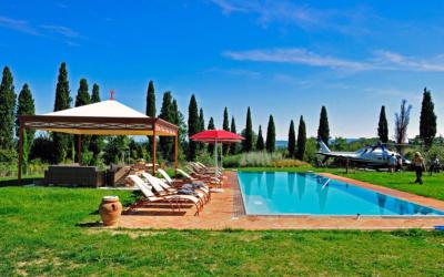 Villa Peccioli 5 Pool 04