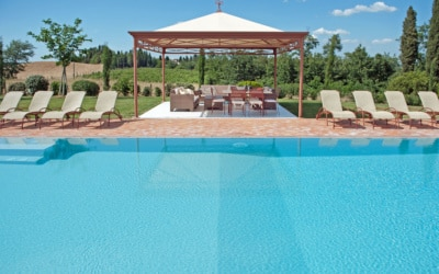 Villa Peccioli 5 Pool 07