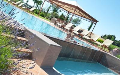 Villa Peccioli 5 Pool 09