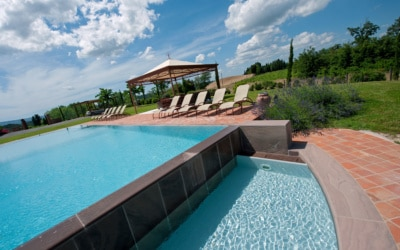 Villa Peccioli 5 Pool 10