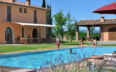 Villa Peccioli 5 Pool 14