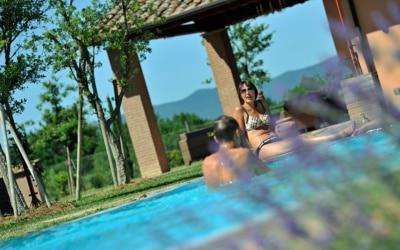 Villa Peccioli 5 Pool 15