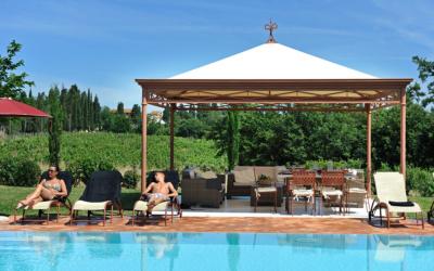 Villa Peccioli 5 Pool 17