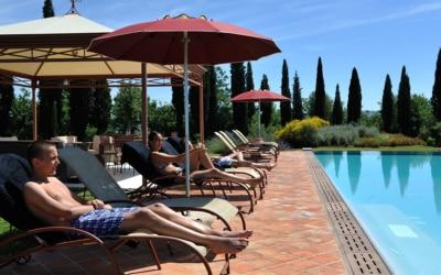 Villa Peccioli 5 Pool 18
