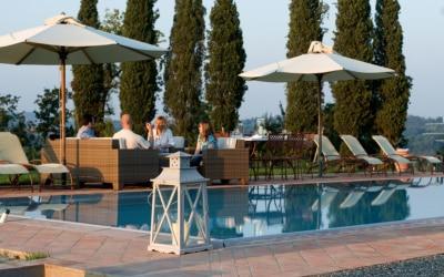Villa Peccioli 5 Pool 21