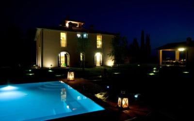 Villa Peccioli 5 Pool 22