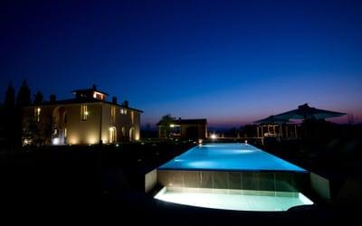 Villa Peccioli 5 Pool 23