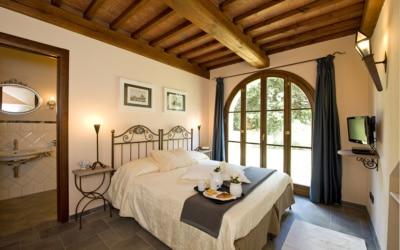 Villa Peccioli 5 Schlafzimmer 01