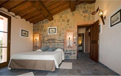 Villa Peccioli 5 Schlafzimmer 02