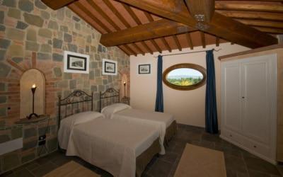 Villa Peccioli 5 Schlafzimmer 04