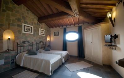 Villa Peccioli 5 Schlafzimmer 05